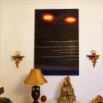 Pintura al óleo Karlo Grados Oil painting Stuttgart Germany